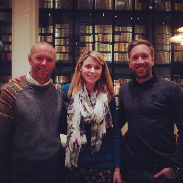 Books Talk Back gets 'So Dramatic'