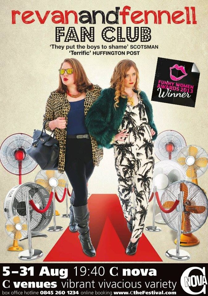 Assistant Director for Award-Winning 'Revan and Fennell' Edinburgh Show