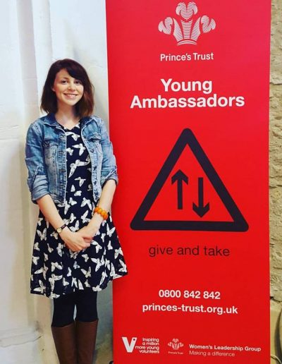 Prince's Trust Young Ambassador