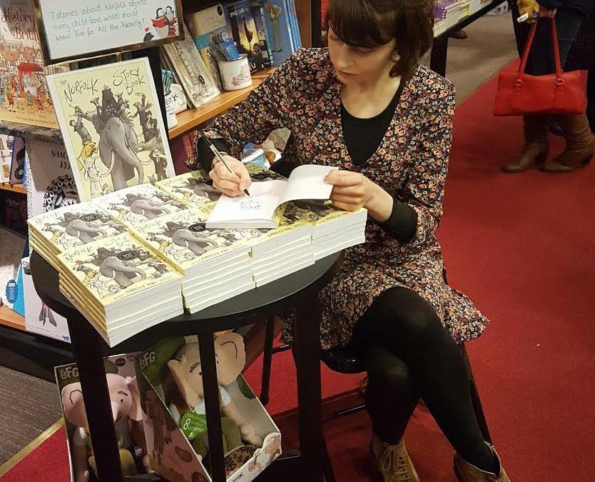 Waterstones Norwich Children's Book of the Month December 2016